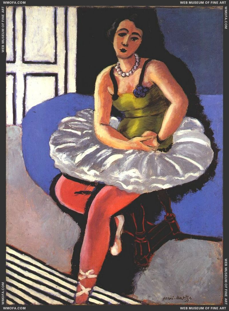 Ballet_Dancer_Seated_on_a_Stool_1927